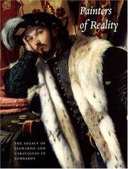 Painters of Reality: The Legacy of Leonardo and Caravaggio in Lombardy (Metropolitan Museum of...