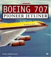 Boeing 707  Pioneer Jetliner