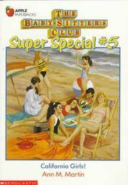image of California Girls! (Baby-Sitters Club Super Special, 5)