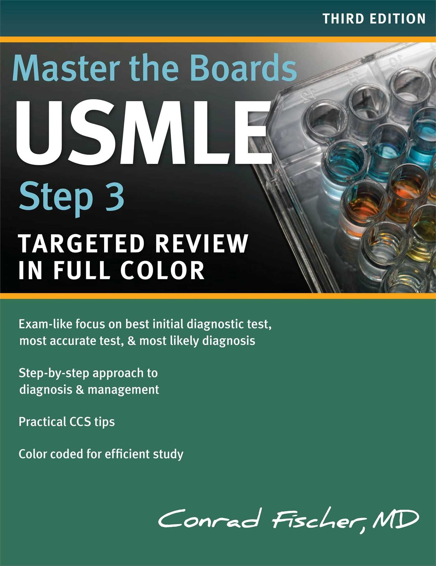 9781618653758 - Master the Boards USMLE Step 3 by Conrad Fischer