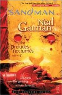image of Preludes & Nocturnes (The Sandman, Volume 1)