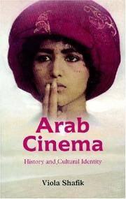Arab Cinema. History and Cultural Identity.