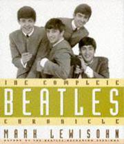 """image of The Complete """"Beatles"""" Chronicle"""