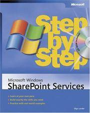 MICROSOFT WINDOWS SHARE POINT SERVICES STEP BY STEP