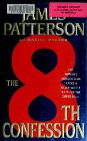 The 8th Confession (Women's Murder Club, 8)