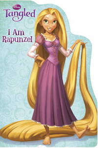 I AM RAPUNZEL-SHAPED