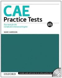 CAE Practice Tests w/Key and Audio Cds Pack (Cambridge Advanced English (Cae) Practice Tests)