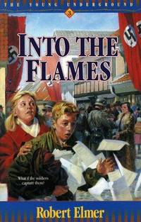 Into the Flames: The Young Underground #3