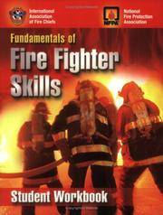 Fundamentals of Fire Fighter Skills: Student Workbook