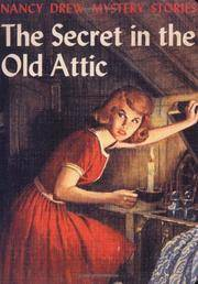 Nancy Drew: The Secret in the Old Attic Journal (Nancy Drew Mystery Stories)