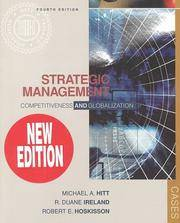 image of Strategic Management: Cases: Competitiveness and Globalization