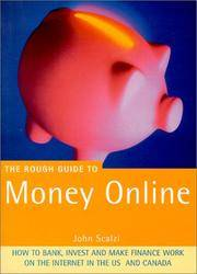 image of The Rough Guide to Money Online (Rough Guide Internet/Computing)