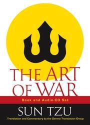 image of The Art of War (Book and Audio-CD Set)