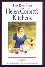 The Best from Helen Corbitt's Kitchens.