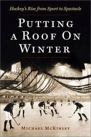 Putting a Roof On Winter