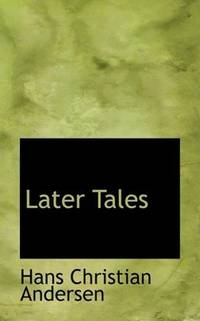 image of Later Tales