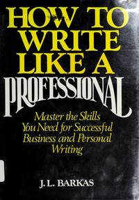 How To Write Like A Professional