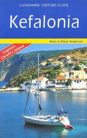 Kefalonia (Landmark Visitor Guide) by  Eileen Anderson B. Anderson - Paperback - from Brit Books Ltd (SKU: BB00158992B)
