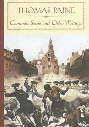 Common Sense and Other Writings (Barnes & Noble Classics)