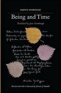 image of Being and Time: A Revised Edition of the Stambaugh Translation (SUNY series in Contemporary Continental Philosophy)