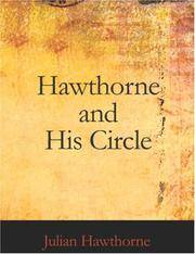 image of Hawthorne and His Circle