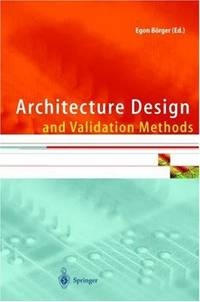 Architecture Design And Validation