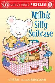 Milly's Silly Suitcase: With 24 Rebus Pu
