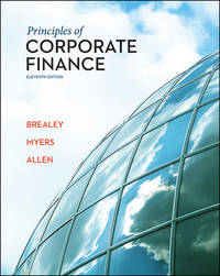 Principles of Corporate Finance (The Mcgraw-Hill/Irwin Series in Finance, Insurance, and Real Estate) (The Mcgraw-hill/Irwin Series in Finance, Insureance, and Real Estate) by Richard A Brealey - Hardcover - 2013-01-15 - from Books Express and Biblio.com