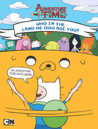 Who in the Land of Ooo Are You? (Adventure Time)