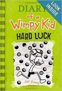 image of Hard Luck (Diary of a Wimpy Kid #8))