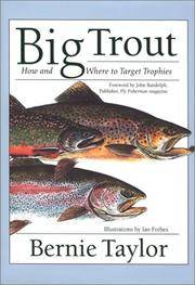 image of BIG TROUT: How and Where to Target Trophies