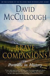 Brave Companions: Portraits In History by  David McCullough - Paperback - 1992 - from Redbrick Books (SKU: 010735)