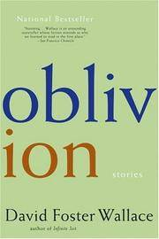 Oblivion: Stories by  David Foster Wallace - Paperback - from Ambis Enterprises LLC and Biblio.com