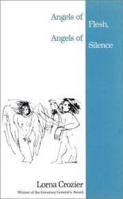Angels of Flesh, Angels of Silence (Inscribed copy)