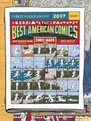 The Best American Comics 2007