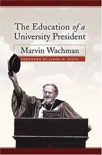 Education Of A University President