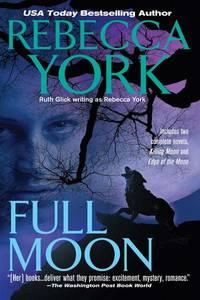 Full Moon (The Moon Series, Books 1 and 2) York, Rebecca