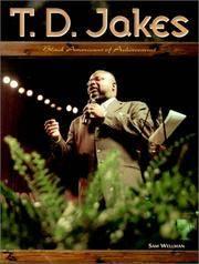 T.D. Jakes (Black Americans of Achievement (Econo-Clad))
