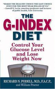 image of The G-Index Diet