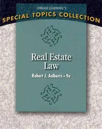 Real Estate Law (Real Estate Law (Seidel, George))