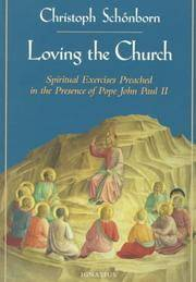 image of Loving the Church