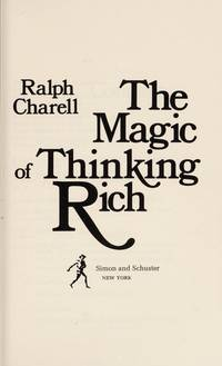 The Magic Of Thinking Rich