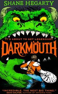 Darkmouth (SCARCE HARDBACK FIRST EDITION, FIRST PRINTING SIGNED BY THE AUTHOR)