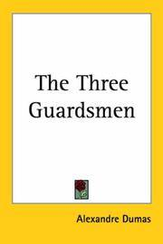 image of The Three Guardsmen