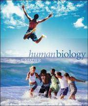 Human Biology by Sylvia S. Mader - Paperback - 2005-06-09 - from BooksEntirely (SKU: 416490)