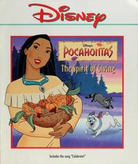 Pocahontas: The Spirit of Giving (Book & Cassette)