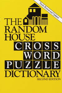 The Random House Crossword Puzzle Dictionary, 2nd Ed.
