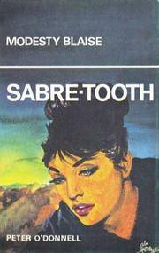 image of Sabre-Tooth (Modesty Blaise series)