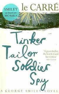 image of Tinker Tailor Soldier Spy