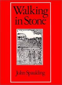 Walking in Stone (Wesleyan New Poets) by  John Spaulding - Paperback - First Edition - 1989 - from Born Again Books and Biblio.co.uk